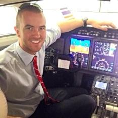 Ky Miller GoJet Pilot