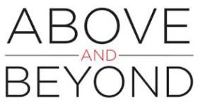 above-beyond graphic